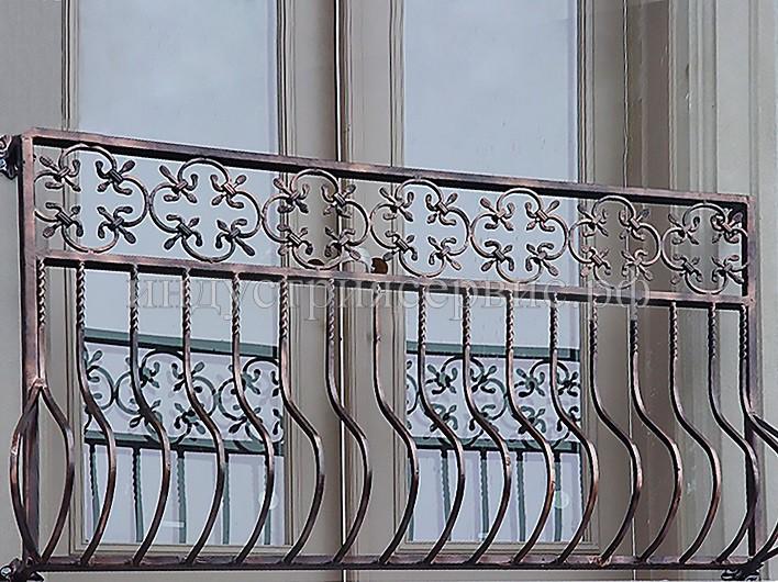 Галерея: балконы - индустриЯсервис.рф. кованые элементы. ека.